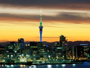 Auckland New_Zealand_