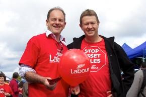 Labour Cunliffe Shearer Avondale