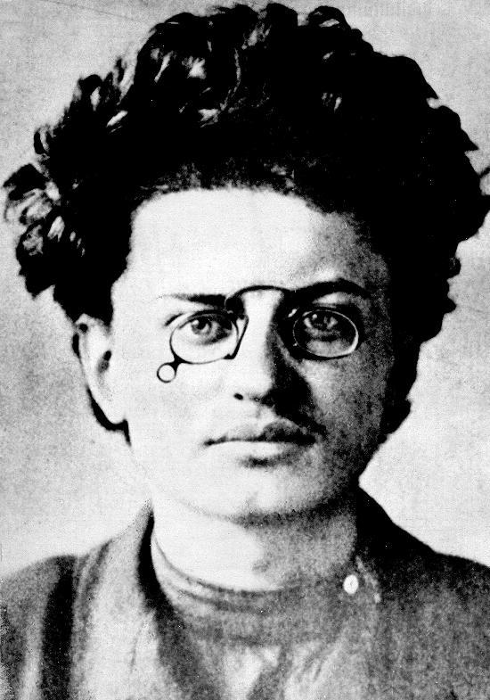 Trotsky 1905